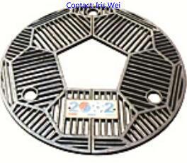 Предохранитель вала металла круглый 1200mm