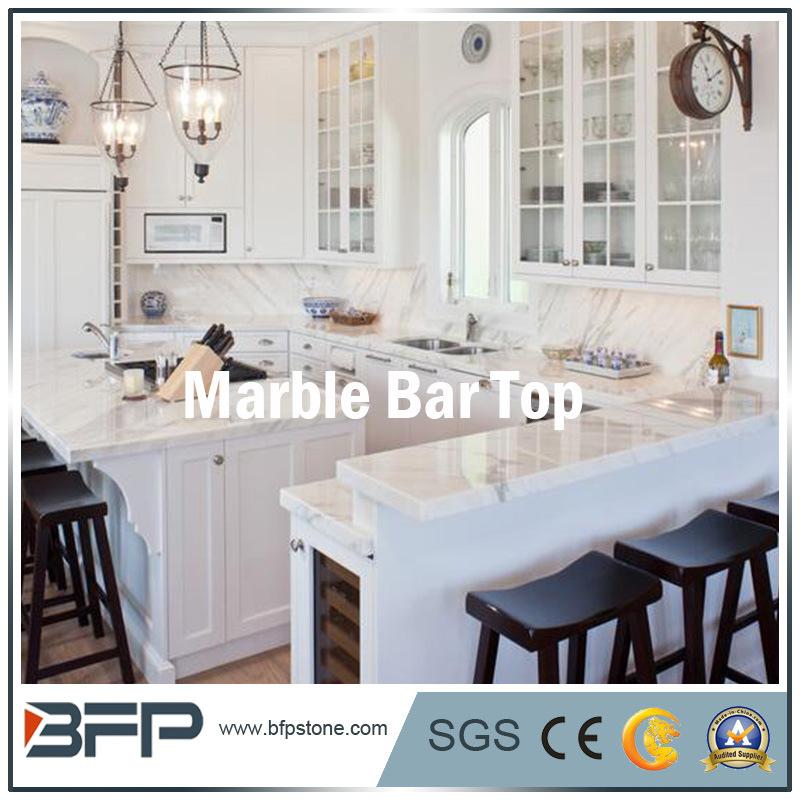 Foto de Buena calidad de piedra de mármol para encimeras de cocina ...