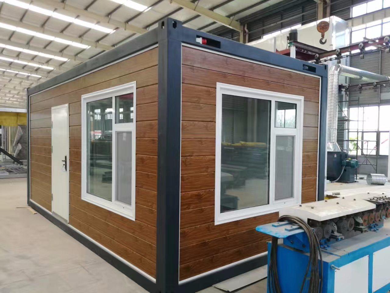 Prix Maison En Container belle maison de conteneur prix bon marché maison portable
