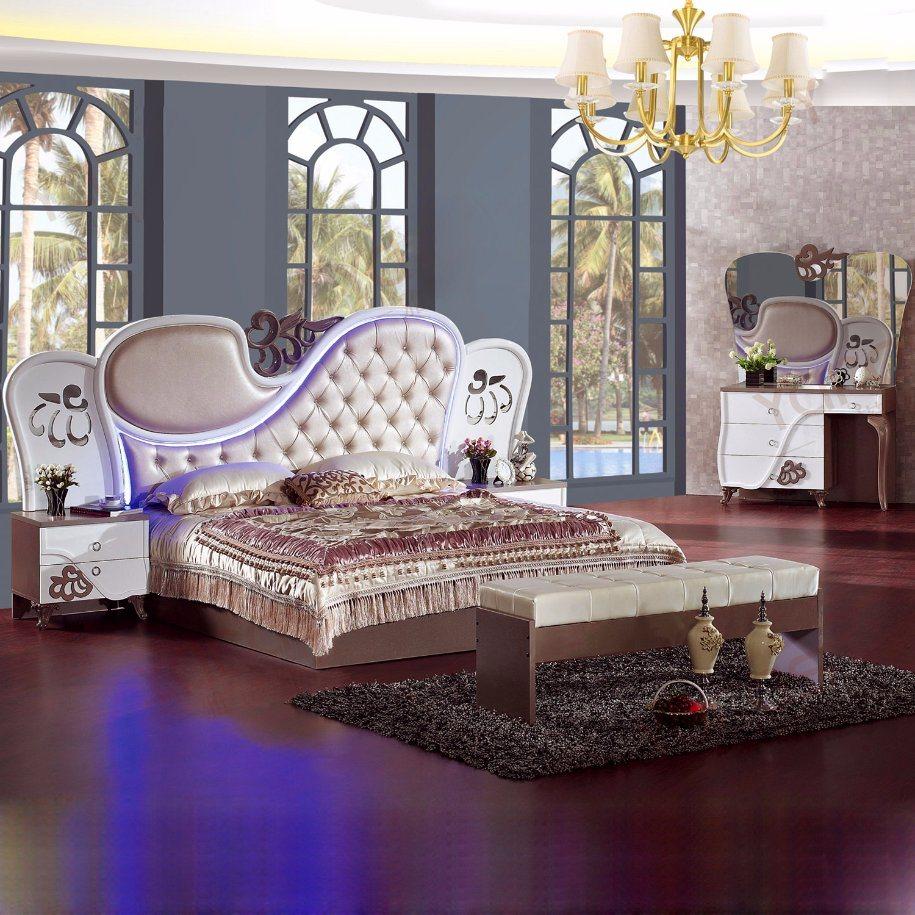 Foto de Classic Muebles de dormitorio con cama King Size (6619) en ...