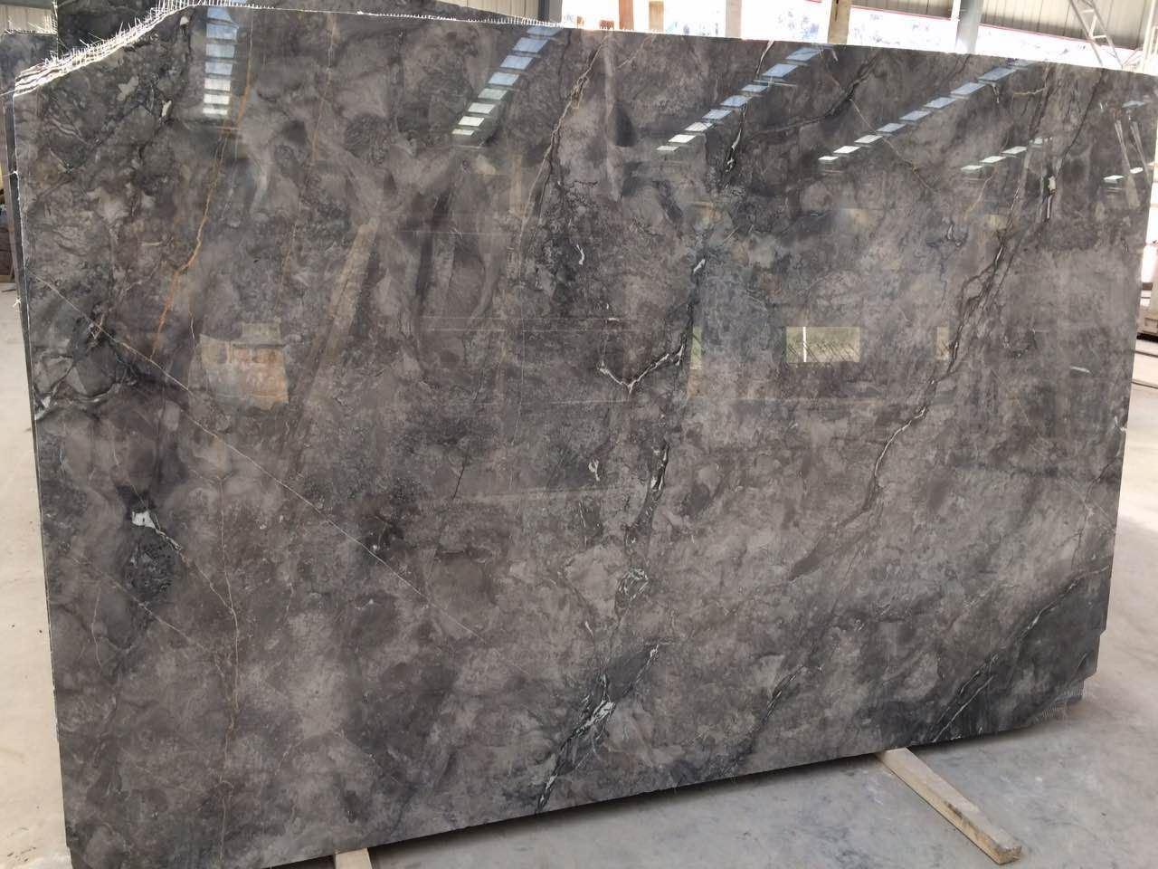 Fußboden Aus Ziegel ~ Bester imperialer grauer großhandelsmarmor deckt wand und fußboden