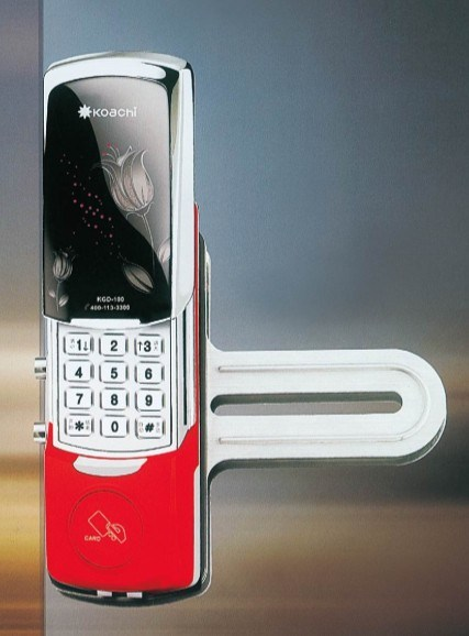 디지털 방식으로 자물쇠 (KGD-100C)