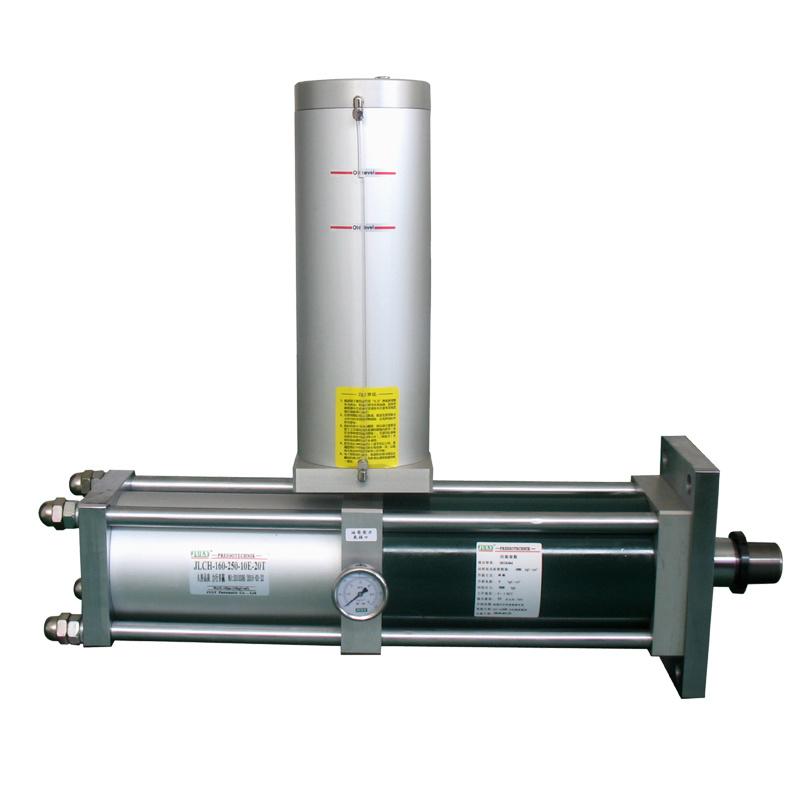 Instalação horizontal do Cilindro de Ar (JLCH)
