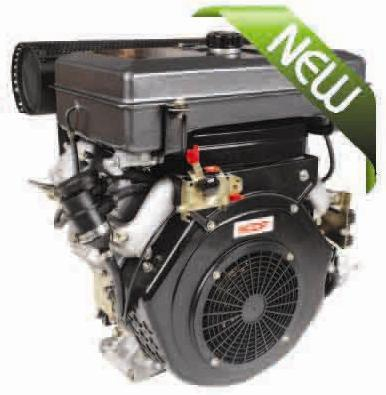 디젤 엔진 (세륨에 의하여 증명서를 주는 모형: KD186F/FE)