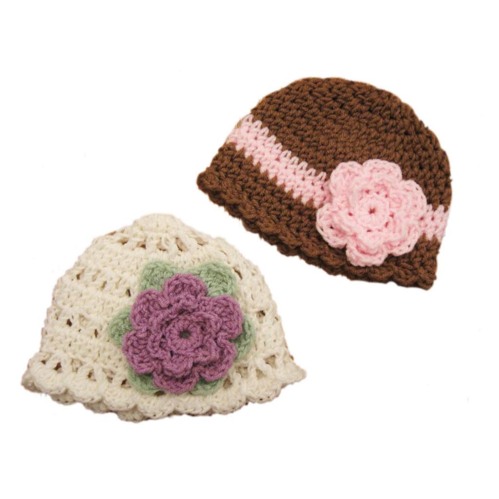 Nuevo bebé ganchillo sombrero, los niños lindo Hat – Nuevo bebé ...