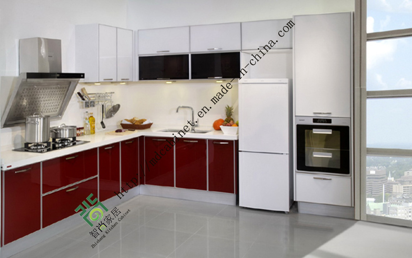 Paneles acrilicos para frentes de cocina beautiful elegant latest kitchen cabinet panel de - Paneles para cocinas ...
