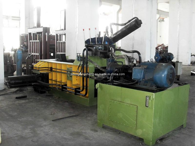 Resíduos de alumínio Exteution Prima (Y81F-200B) com marcação CE