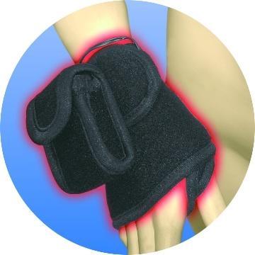 Обогрев-5010 Wristlet (ч)