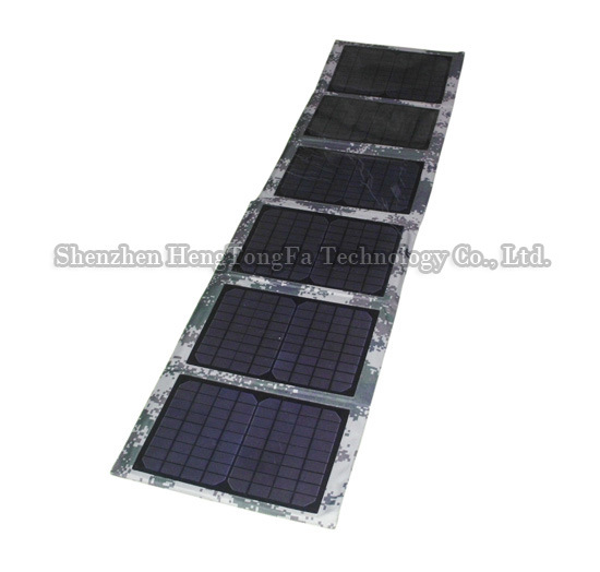 60W 차 태양 충전기
