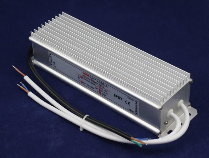 IP66 12V 24V DC Fonte de Alimentação LED 60W