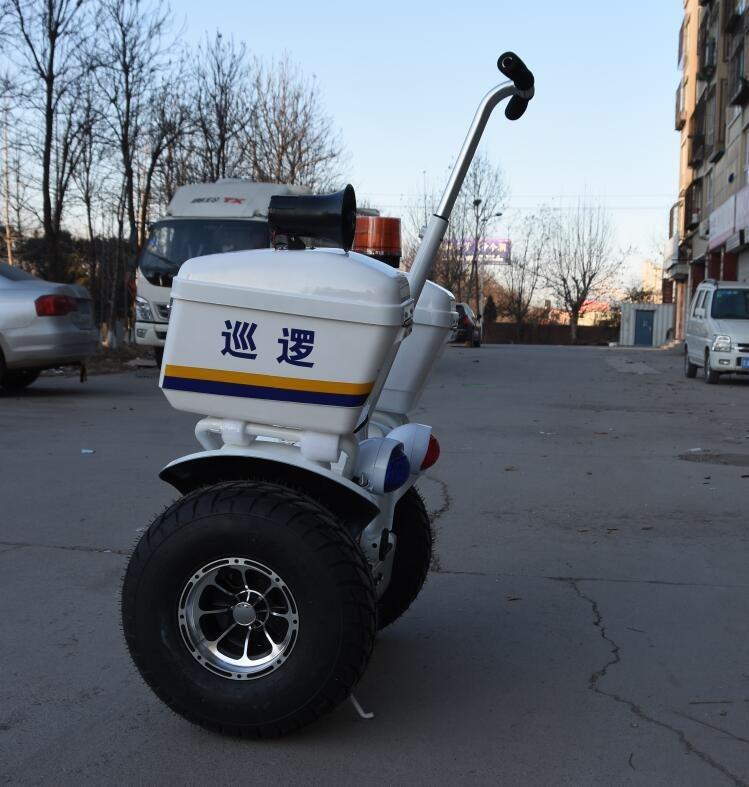 Equilibrio de la libre movilidad eléctrica plegada Motor Scooter off-road E-Scooter