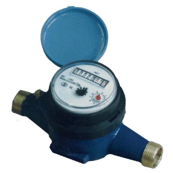 Los medidores de agua (esfera seca DS97TAR)