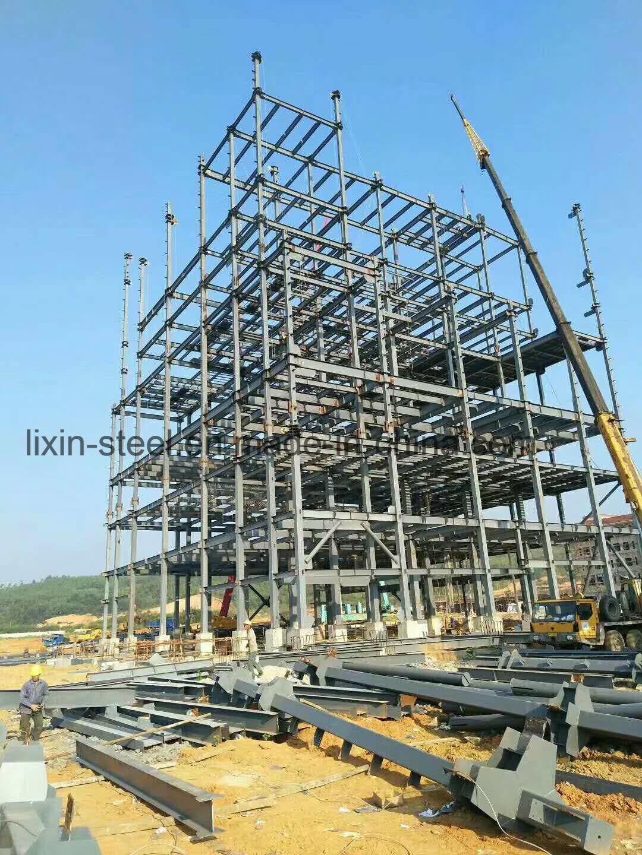 Foto de Precio competitivo marco de la estructura de acero ...