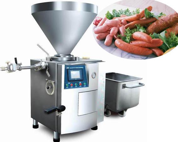 소시지 충전물 기계 (ZKG)