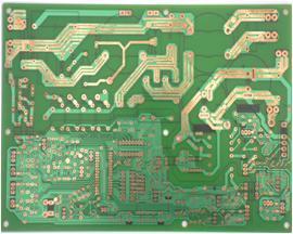 직업적인 Single-Sided 공기조화 전기 회로판
