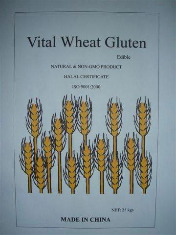 75% de proteína glúten de trigo (XRW6)