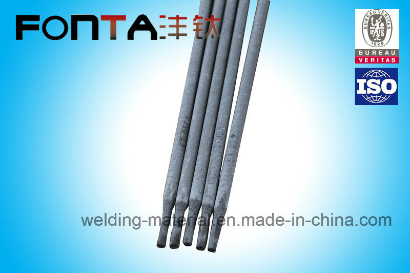 Los electrodos de soldadura con una buena dureza 5,0 mm de diámetro (535)