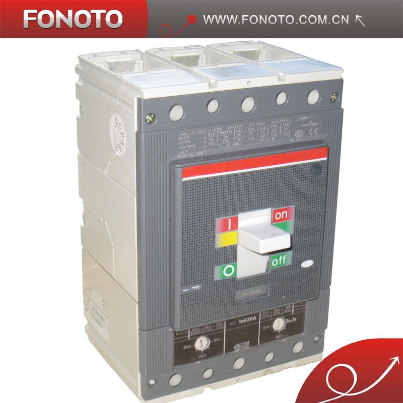 Fnt5s-630 630A MCCB Suitable AC50, 60Hz