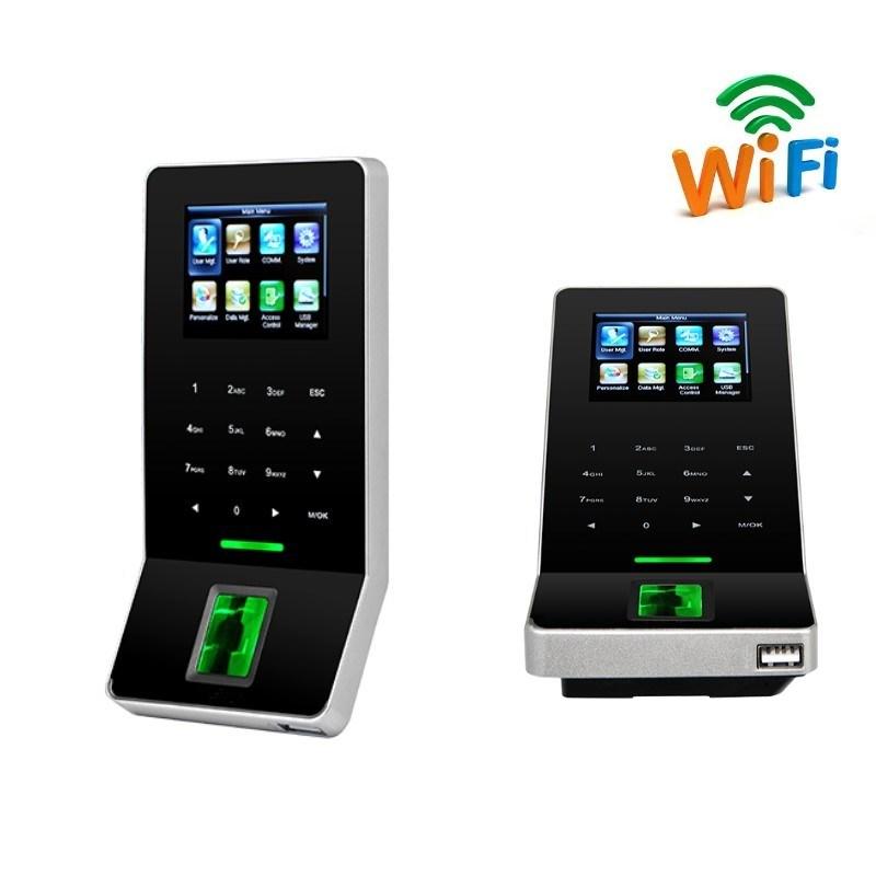 Sistemi di controllo semplici biometrici senza fili di accesso del software
