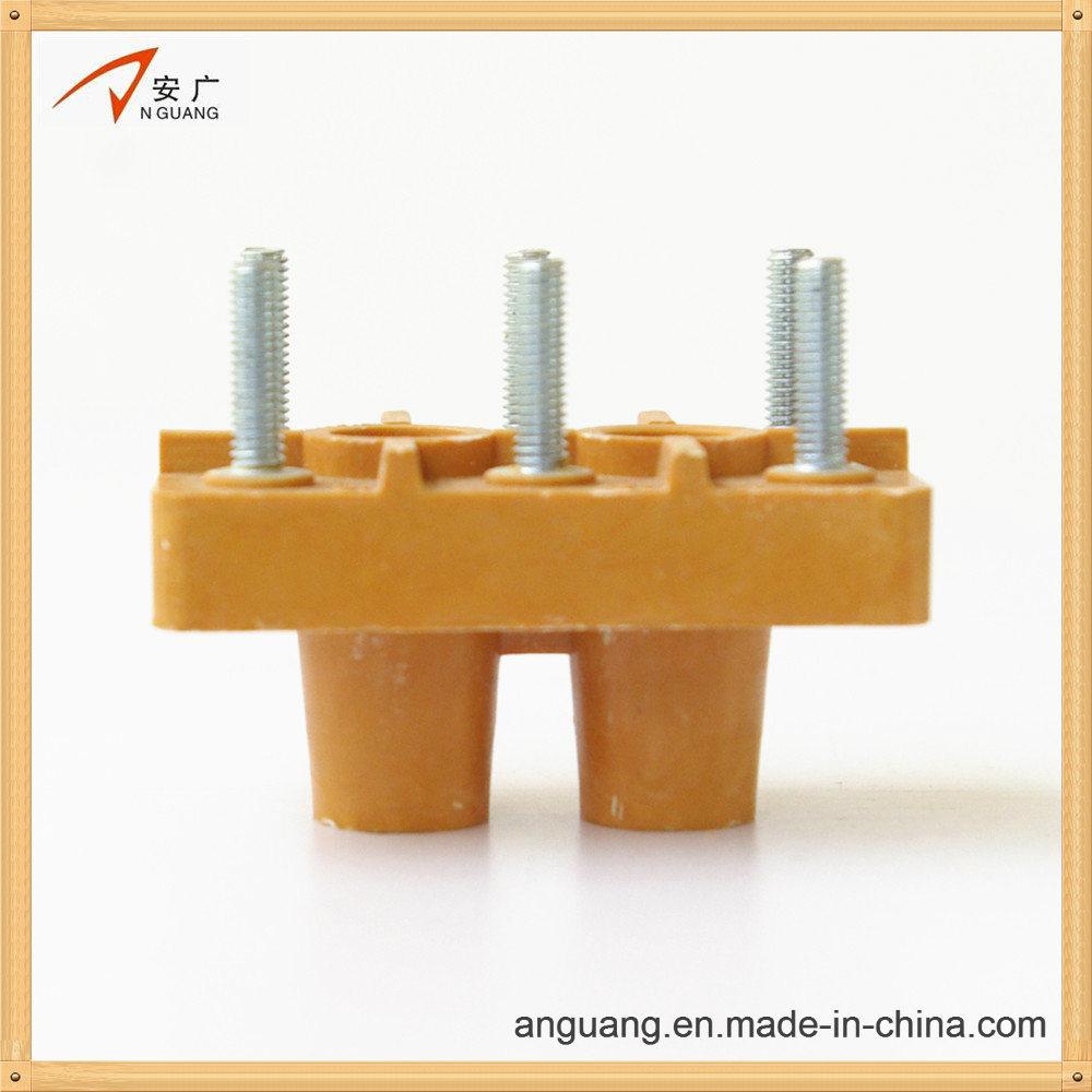 。 M4 鉄スタッド付き高強度モータ端子ブロック