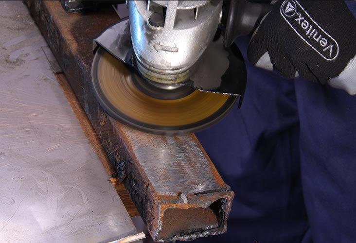 Колесо для резки металла /из нержавеющей стали -180X1.6X22.2