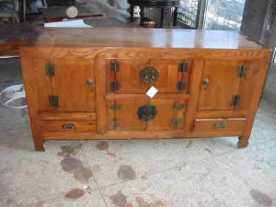 Muebles chinos clásicos - Armario