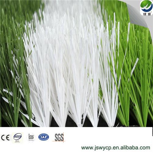 Het Kunstmatige Gras van het Gebied van het voetbal