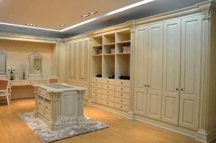 Excepcional Casa De Muebles Armarios De Estilo Ilustración - Muebles ...