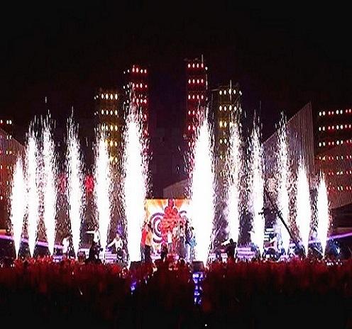 단계 Fireworks Cold Flame Smokeless Silver Fountain Indoor Outdoor 0.5 0.8 2m 3m 5m 30s 60s Effect Equipment