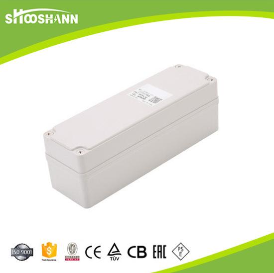 PC/ABS IP67 caja impermeable impermeable de plástico de la caja de empalmes