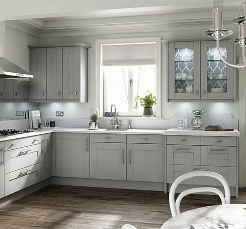 Moderno Cocina Agitador Blanco Molde - Ideas de Decoración de Cocina ...