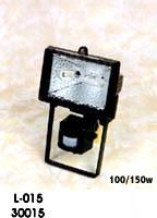 Gussaluminium-Wiesen-Lampe--Sicherheits-Art