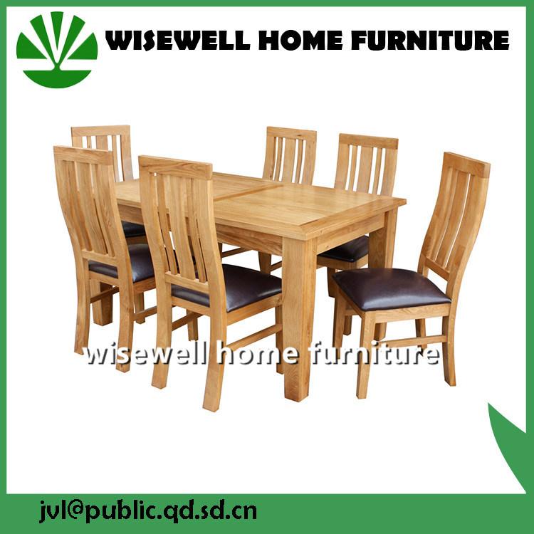 Foto de Muebles de Comedor madera maciza mesa de madera en es.Made ...