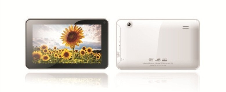 7 Tablette PC der Zoll-Anzeigen-Doppelkamera-HD
