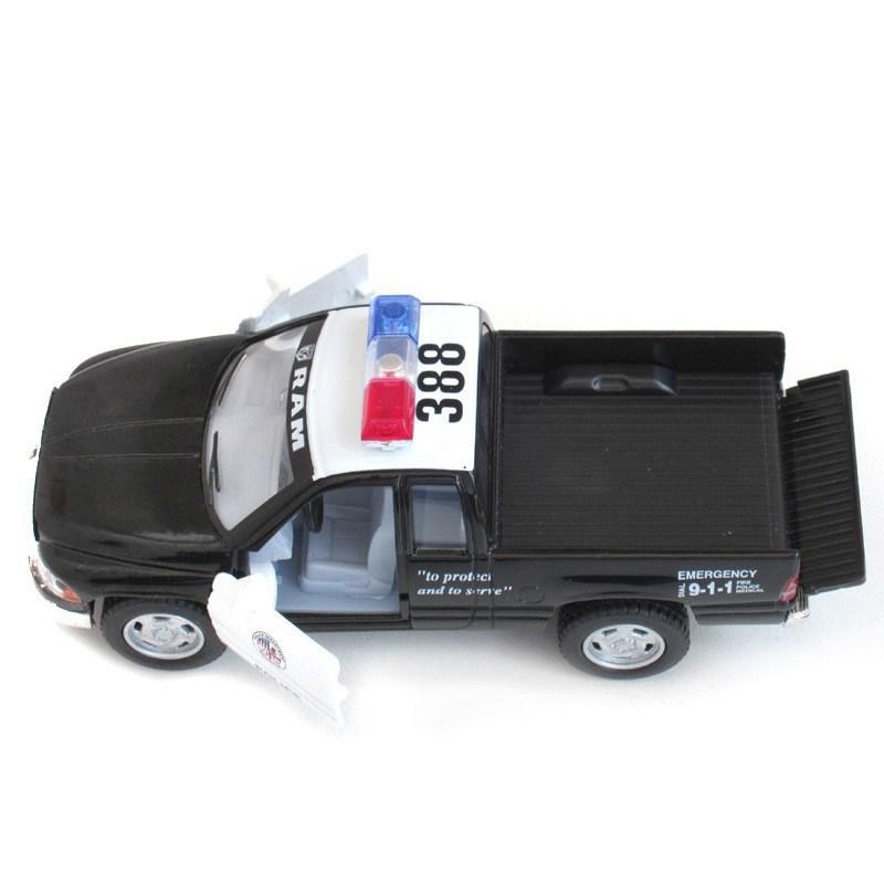 VoituresLa Petit Jouets Moulé De Plastique Tirez Les Police A4RjL5