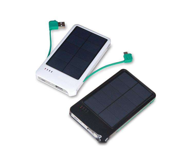 4の000mAh Solar Battery Charger Portable Solar Powerバンク