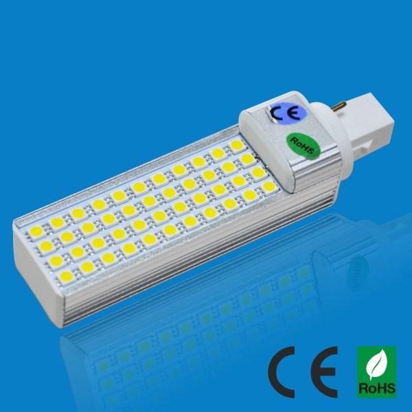 5W G24 SMD5050 LED Pl 전구 조명