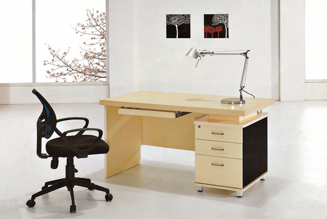 Ordinateur de bureau en bois pour les meubles de bureau do 125a