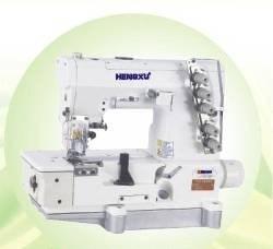Machine à coudre de verrouillage multifonctionnelle haute vitesse (HX1500B-02DN)