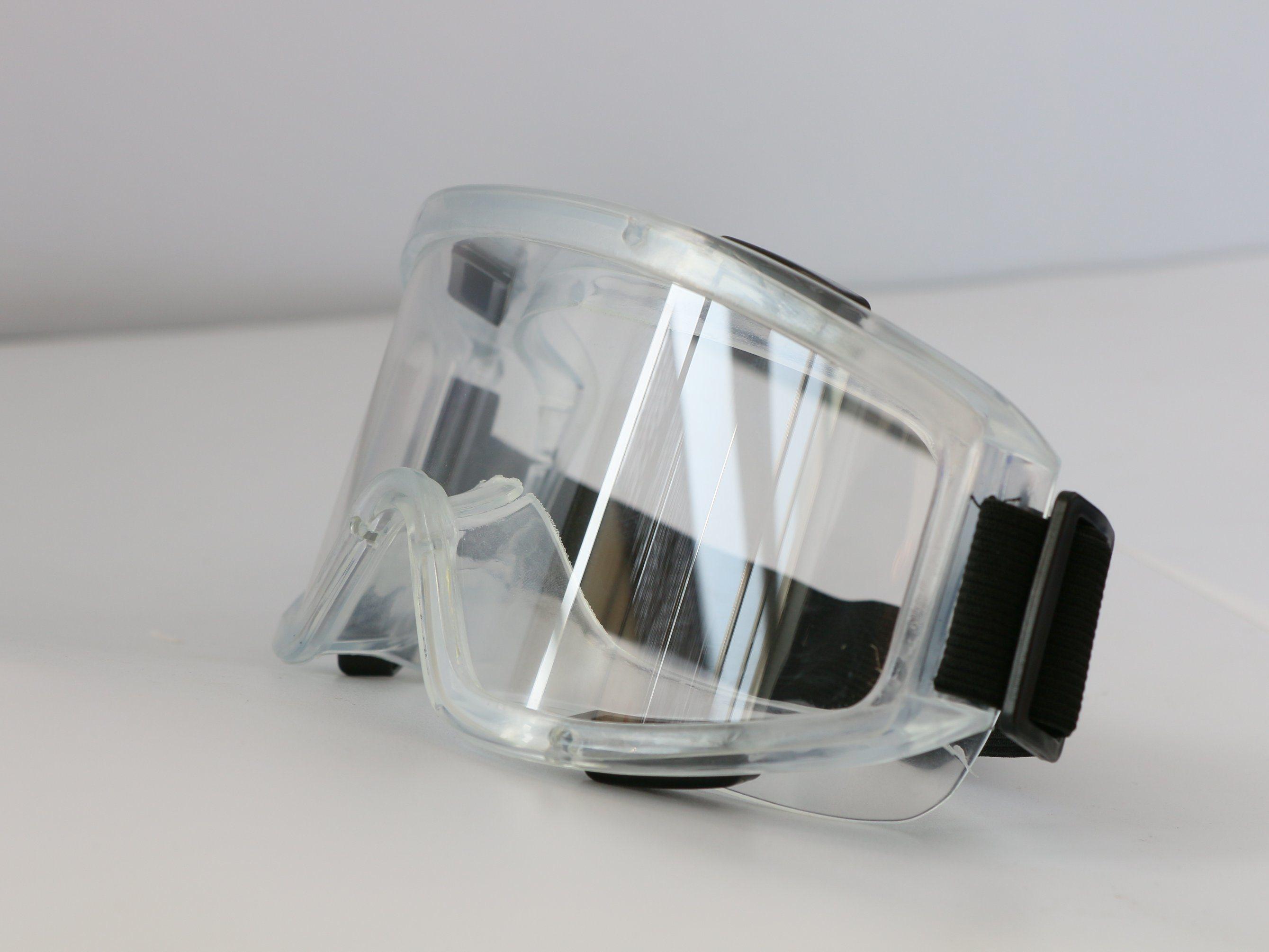 Limpar óculos de construção anti Laser Nevoeiro óculos de segurança óculos de protecção