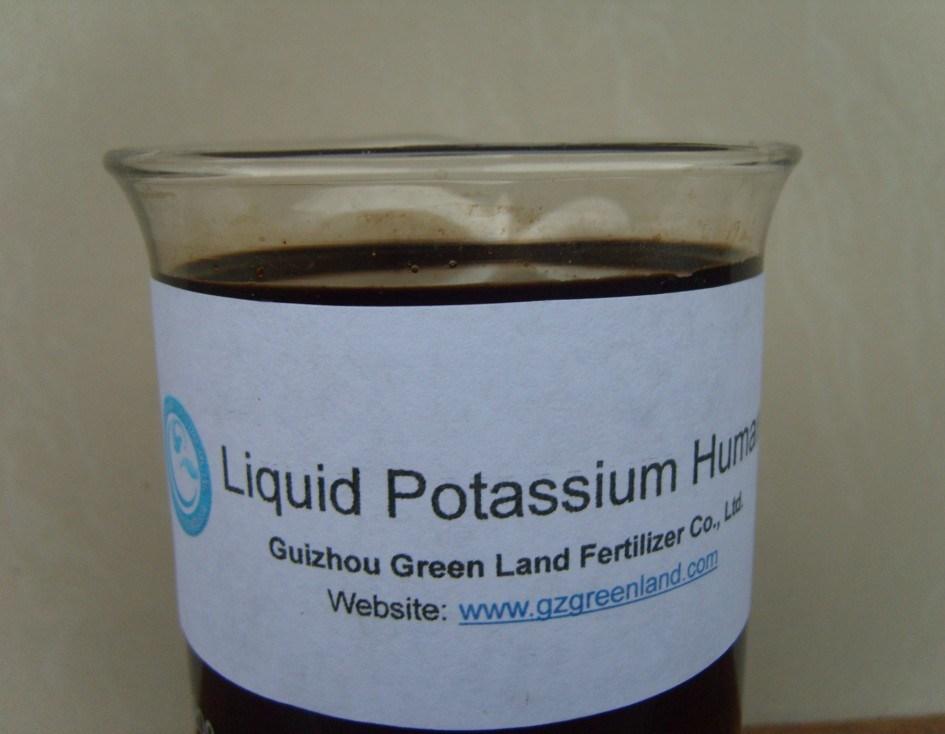 유기 액체 칼륨 Humate