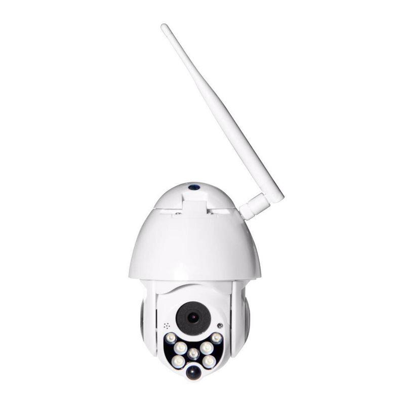 960p 1080P 3.6mm CMOS鍋の傾きP2p PTZの弾丸のWiFi IPのカメラ
