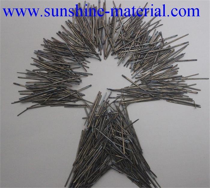 Anti fibra a temperatura elevata dell'acciaio dell'estratto della fusione