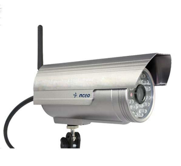 弾丸防水IP赤外線日または夜ネットワークの監視カメラ(NCEO-E102)