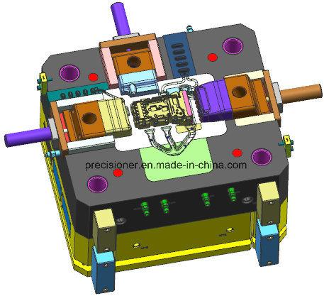 Aluminium Druckguss-Form für Kommunikationskomponenten