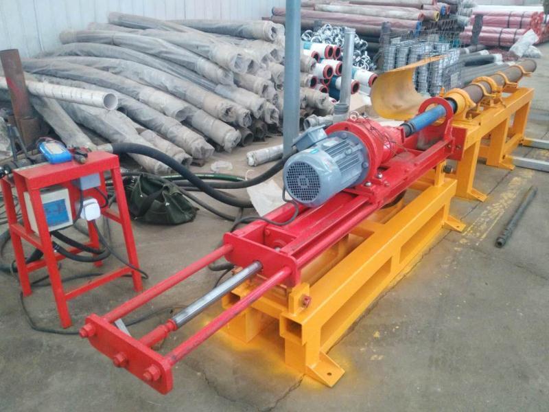 Конкретные трубопровода насоса землечерпательные работы машины