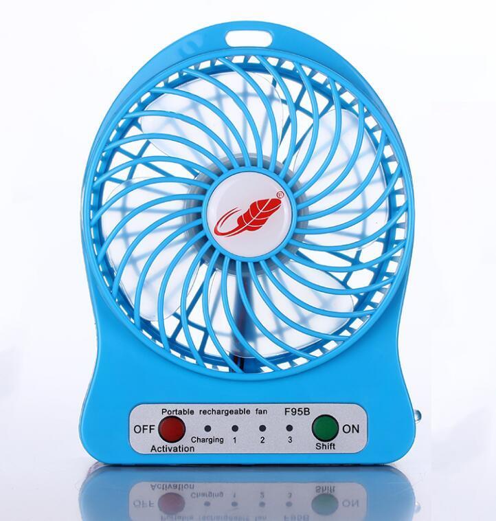 China 2016 Mini portátil Ventilador de refrigeración de los