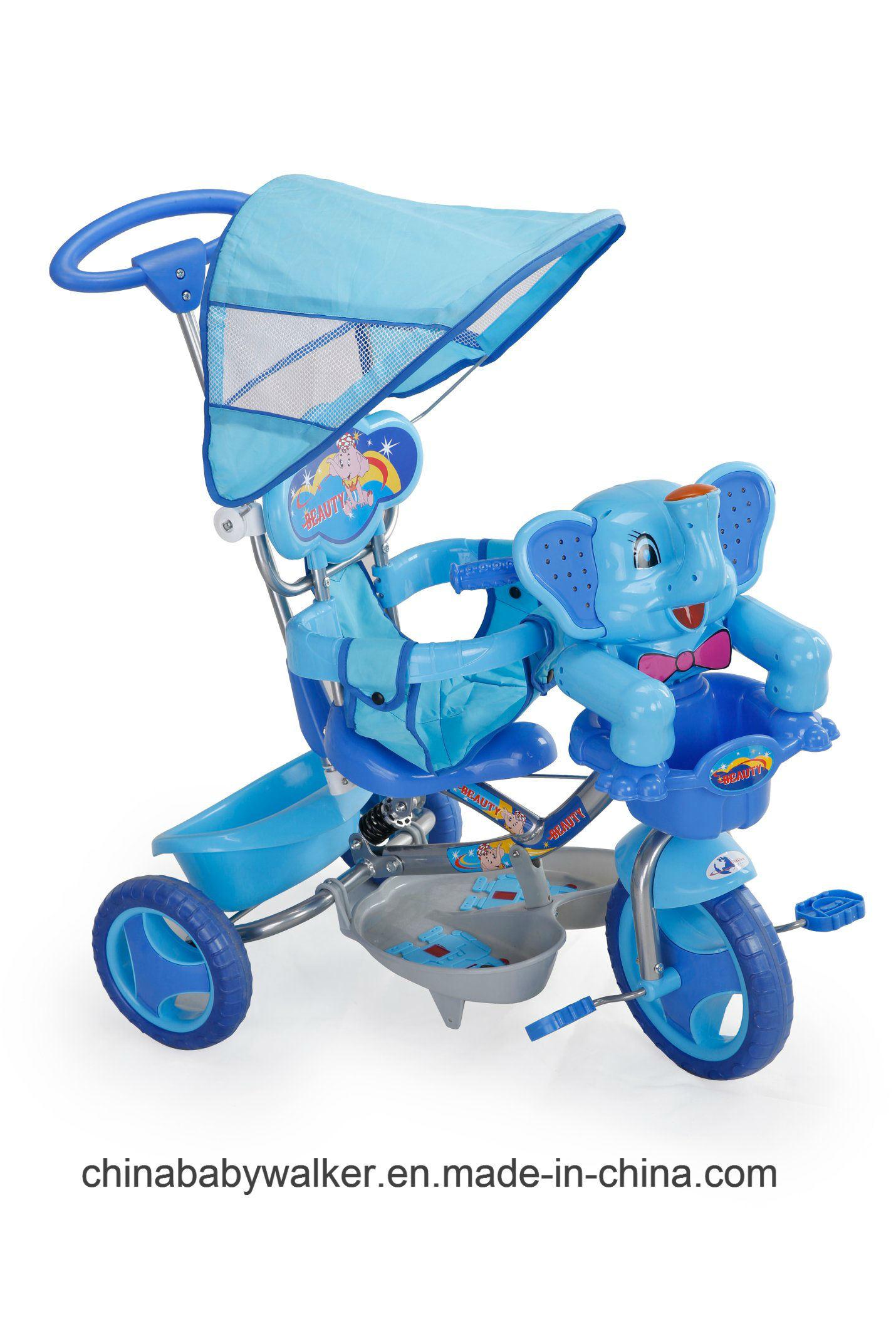 Il Ce ha approvato il triciclo caldo del bambino di vendita 2017, triciclo per i capretti, bambino Trike del nuovo modello