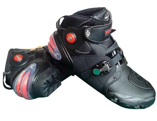 Motociclo/ Botas de Moto Curto