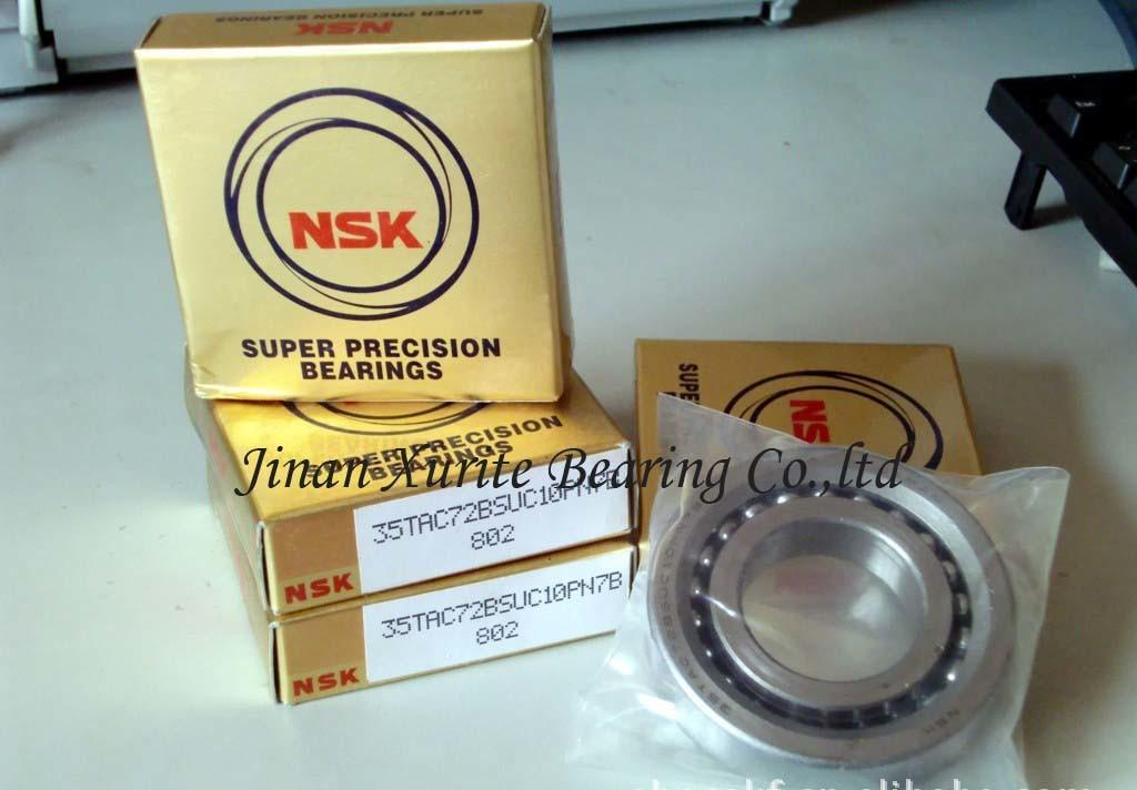 NSK 35TAC72BSUC10PN7B Kugellager mit Super-Winkelkontakt/Kugellager mit Schraubengewinde